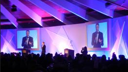 AVT's Diamond Do: Gatwick Diamond Business Awards go Funky
