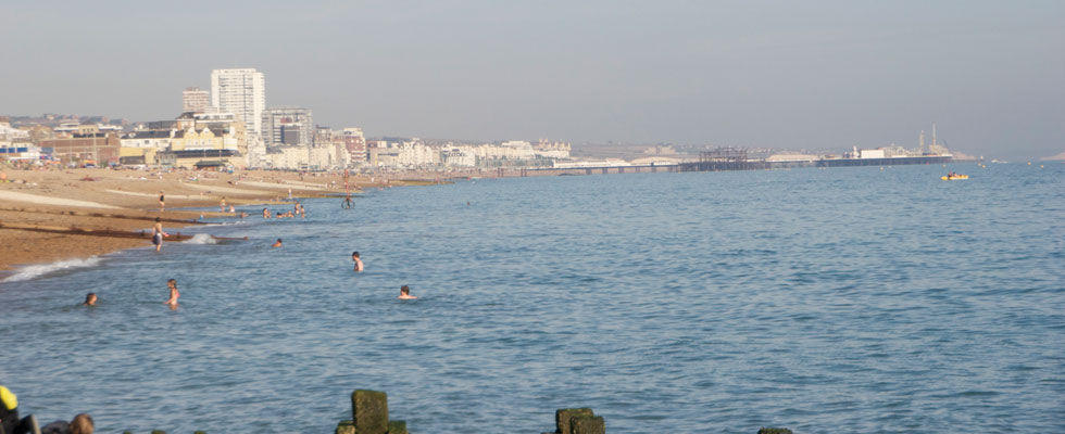 Brighton and Hove Beaches