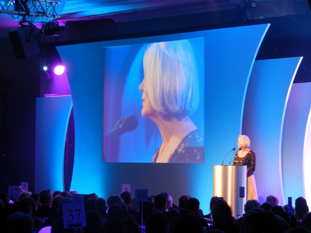 STEP Private Client Awards hosted by Kate Adie