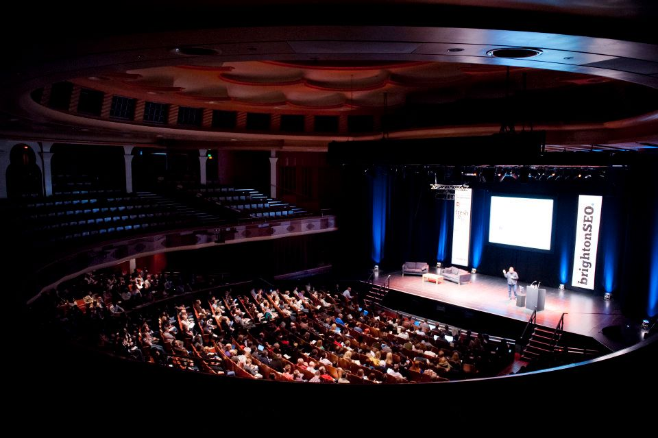 Lucky 7 for AVT Connect – 7 events in 7 weeks for 7 clients at Brighton Dome