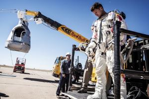 Red Bull Stratos Launch Aborted