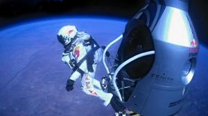 "Record ""Jump From The Edge Of Space"""